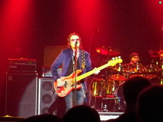 BCC @ Murat Theater - Indianapolis USA  June 15, 2011