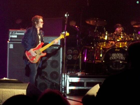BCC@ Murat Theater - Indianapolis USA  June 15, 2011