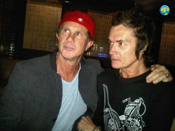 Chad and Glenn