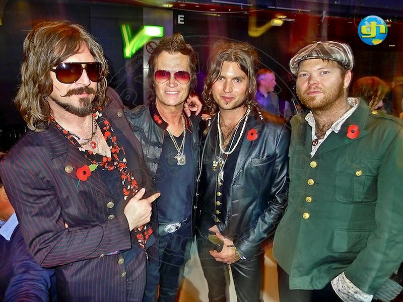 Glenn and Rival Sons