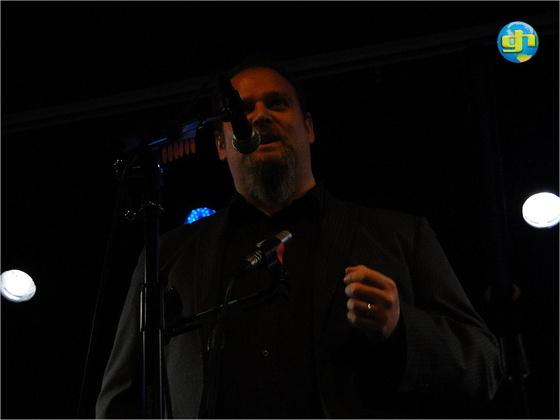 2011-11-14 Acoustic Show in London - Joel McIver