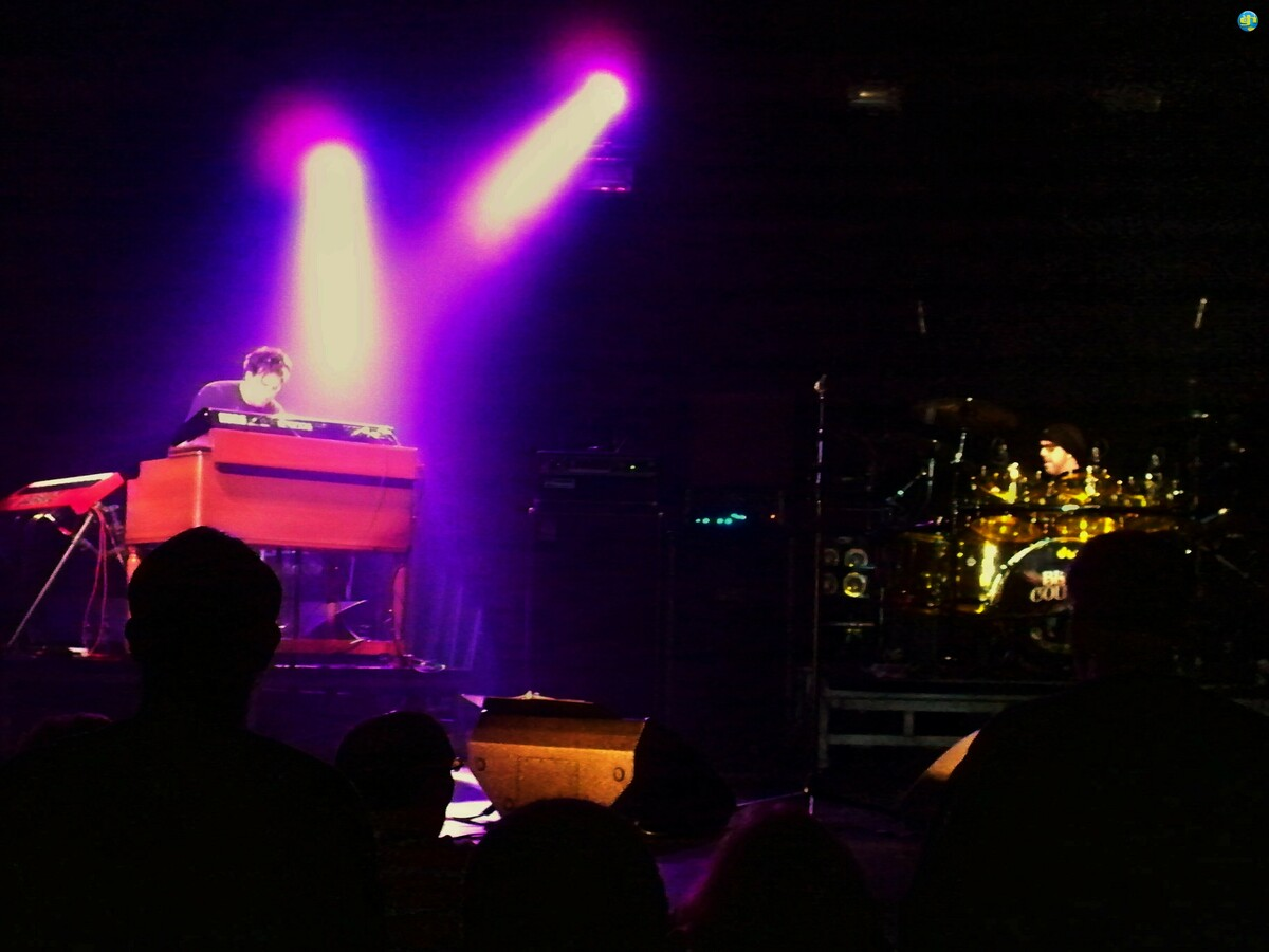 Keyboard solo