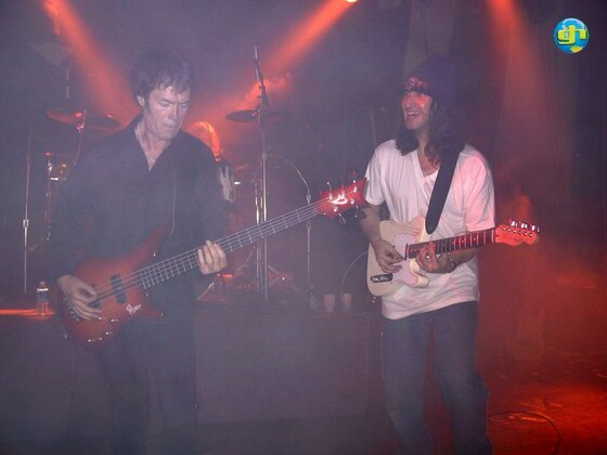 Live In The USA 2001