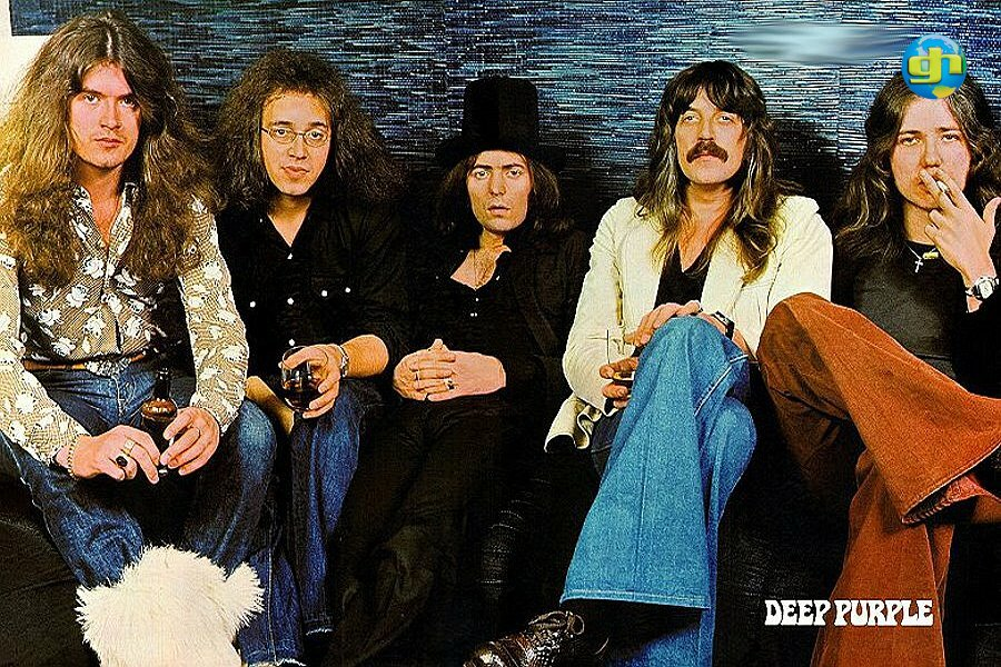 Deep Purple MKIII 1974