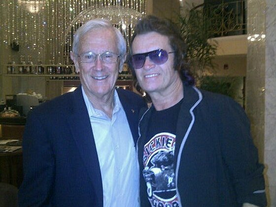 Glenn Hughes and Charlie Duke