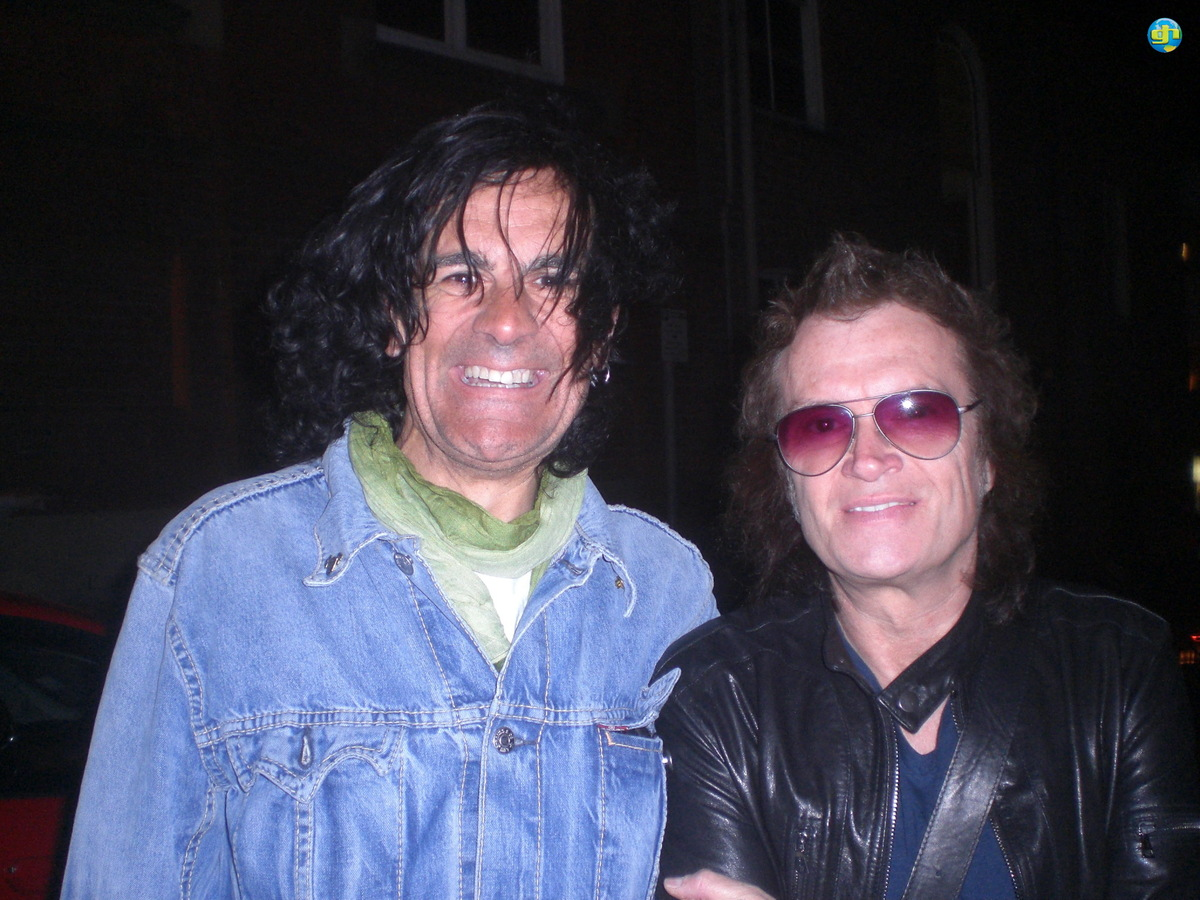 Kev and Glenn
