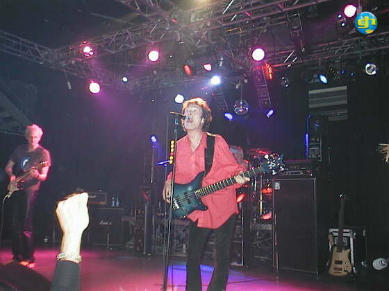 Live in Finland 2001