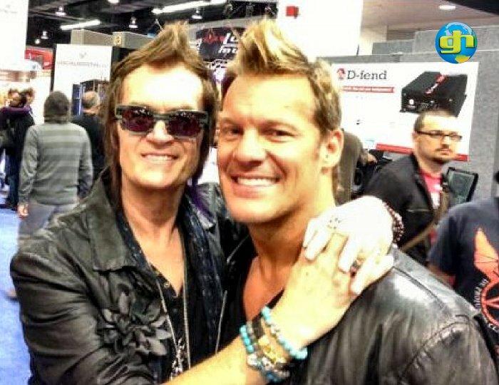 Glenn Hughes and Chris Jericho