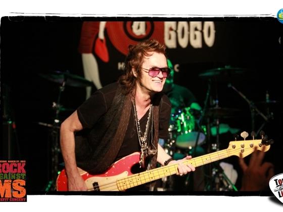 Glenn Hughes @ Rock Against MS 2013