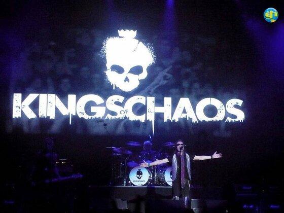 Glenn Hughes Kings Of Chaos Mexico 2013