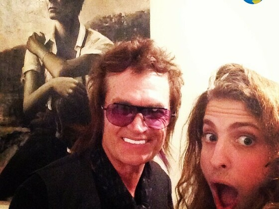 Glenn and Andrew Watt