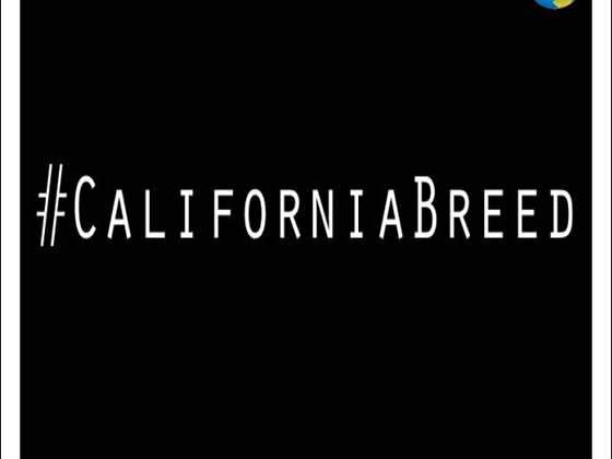 #CaliforniaBreed