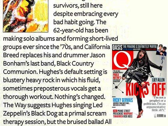 Q Magazine Review