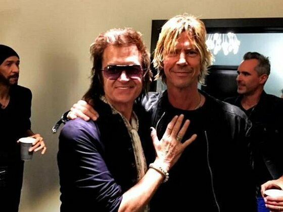 Glenn Hughes & Duff McKagan