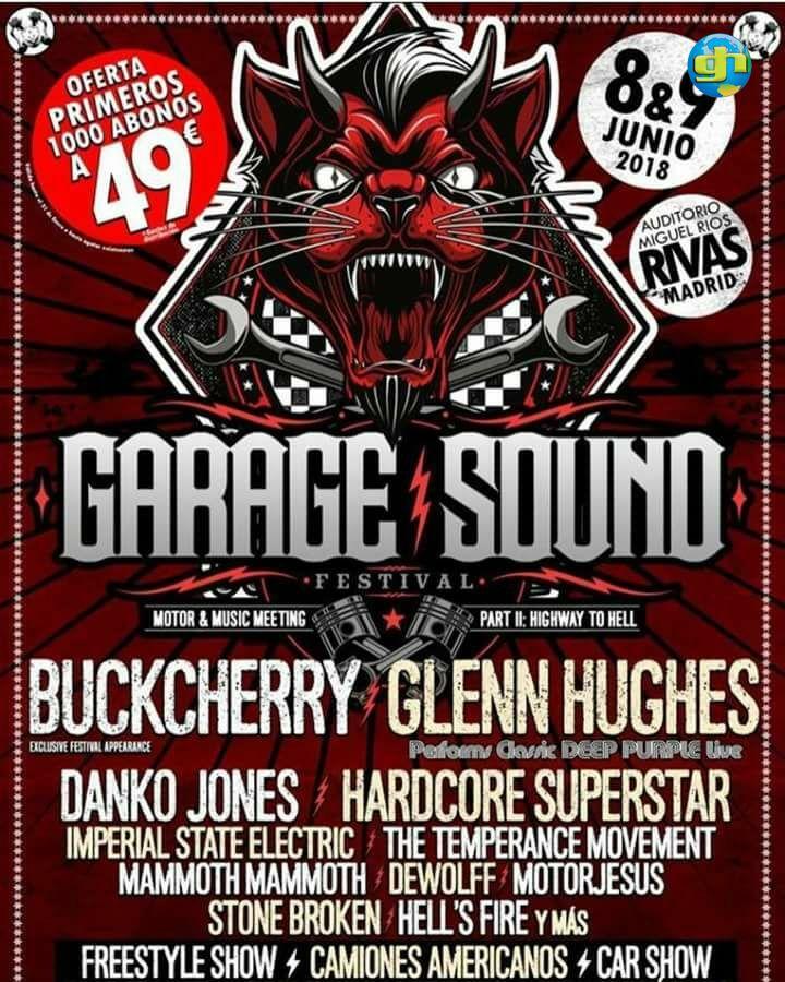 Garage Sound 2018