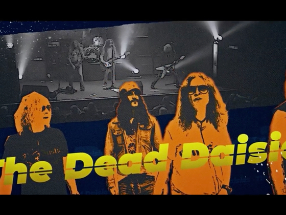 Like No Other USA Tour 2021 - The Dead Daisies