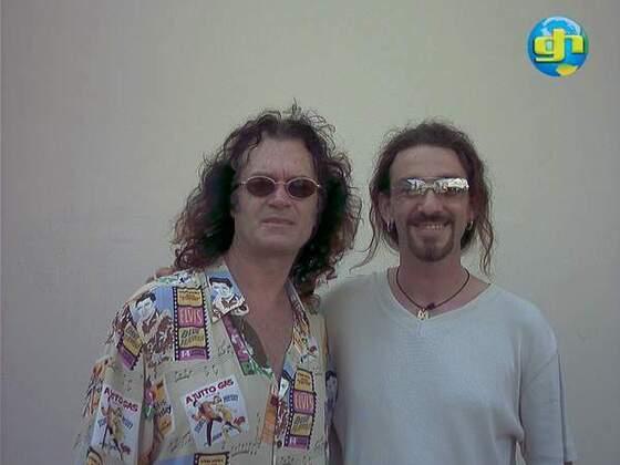 STEVE & GLENN Genoa 28/06/2003