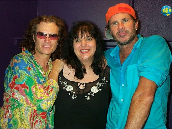 Shirean with Glenn and Chad