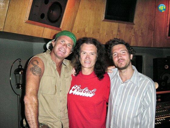 Chad, GLENN and John