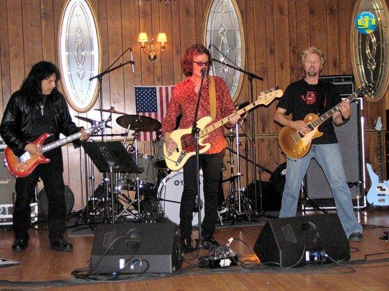 Glenn with Eddie & Jeff