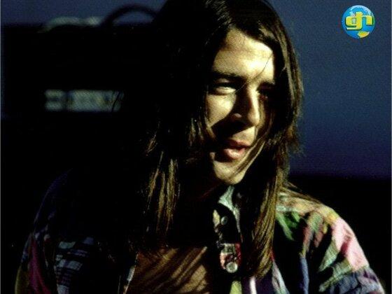 Mel onstage 1973
