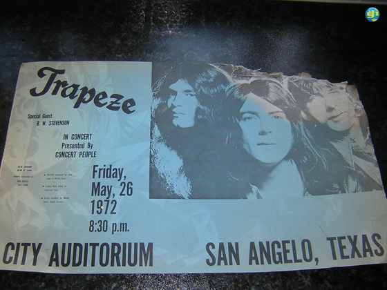 Poster from May 26 1972