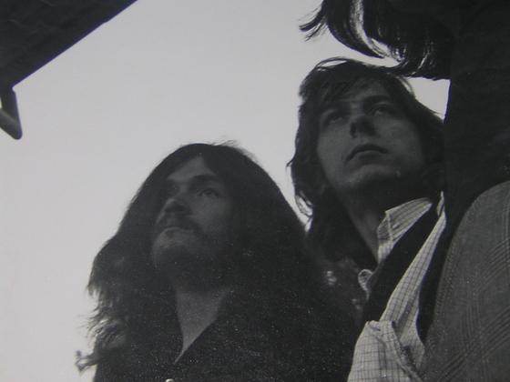 Glenn, Dave & Mel