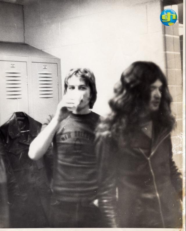 Dave and Glenn 1972
