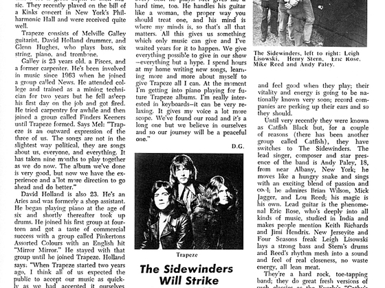 Interview July 1971
