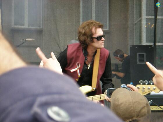 Kavarna gig May6th 2007