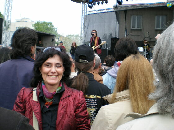 Kavarna gig May 6th 2007