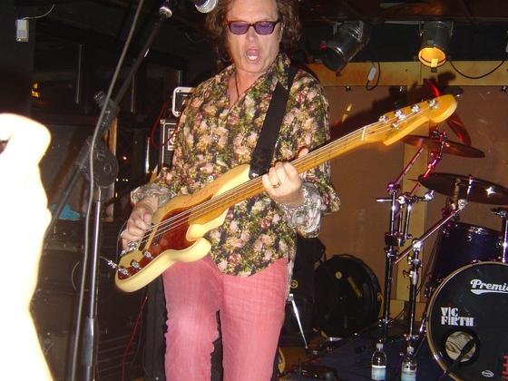 Glenn - Barrumba club - Avigliana (Italy) 18/05/07