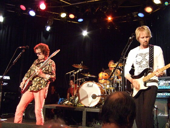 June 2nd, 2007, WHISKY A GO GO