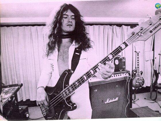Backstage Japan 1975