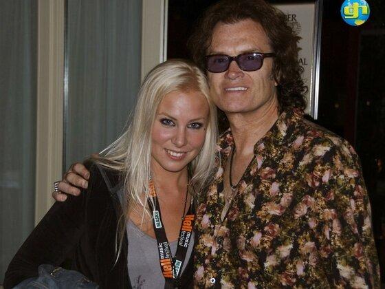 Nathalie and Glenn