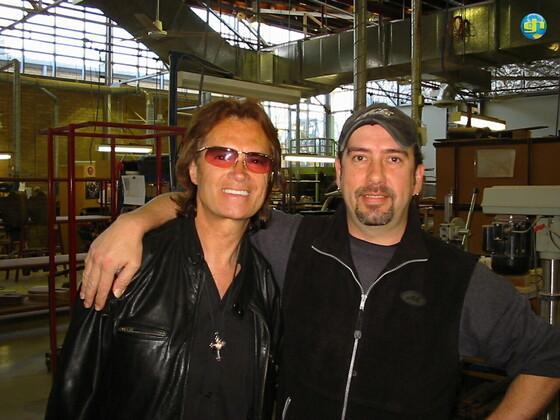Glenn and Me - Melbourne 2006