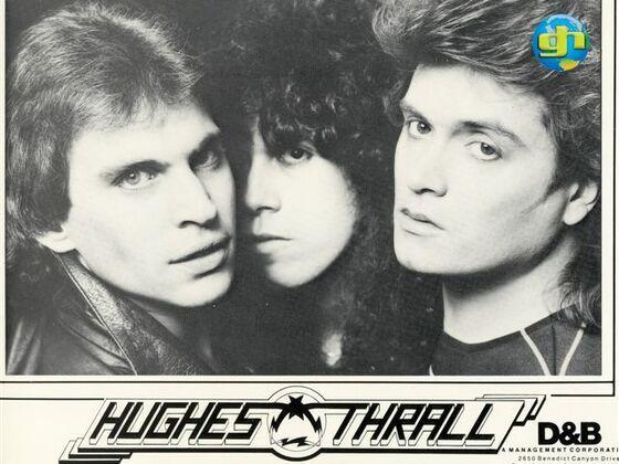 Hughes/Thrall Promo