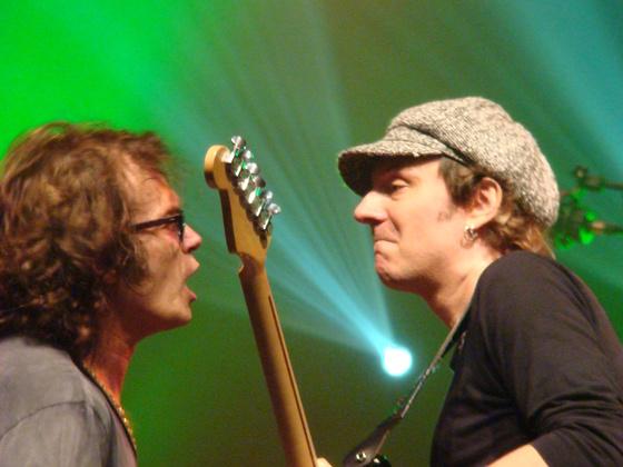 Glenn and JJ Marsh