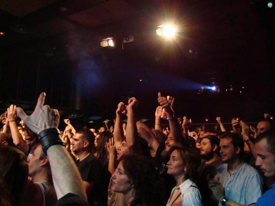 Bikini Club - Barcelona (Spain) - 15/09/07