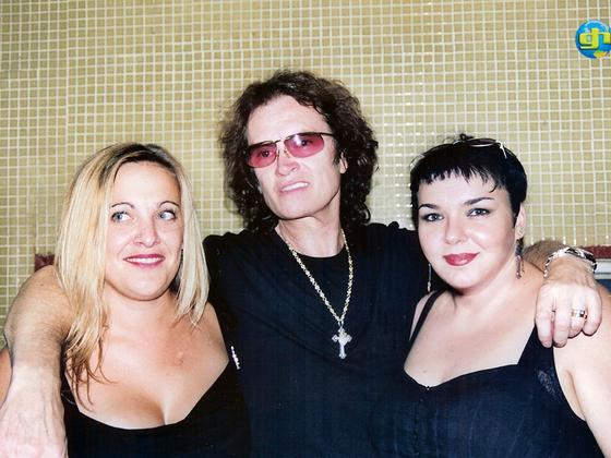 with Gema and  Big Daddy, Madrid 2007