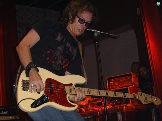 Live in Valencia, Spain 2007