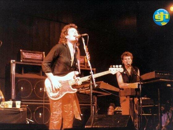 1982 - Live in San Jose, CA