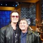 Glenn and John