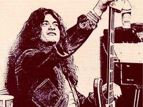 Backstage Spring 1974