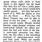 You Are The Music - Review 1973