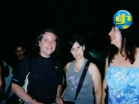 David, Me and Shirean in Rome