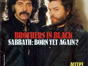 Kerrang! March 1986