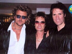 Hans, GH and JohnH at Platinum Live!
