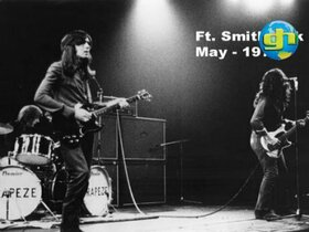 May 1972 during the US tour