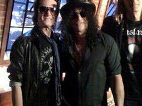 Glenn and Slash